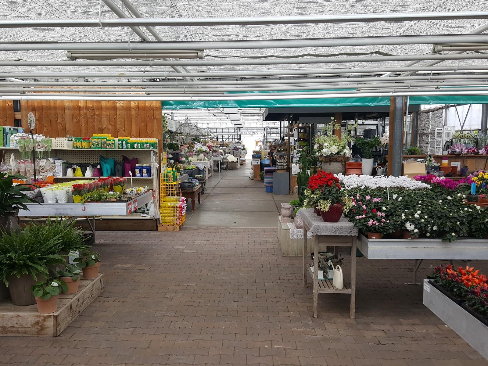 tuincentrum rotterdam
