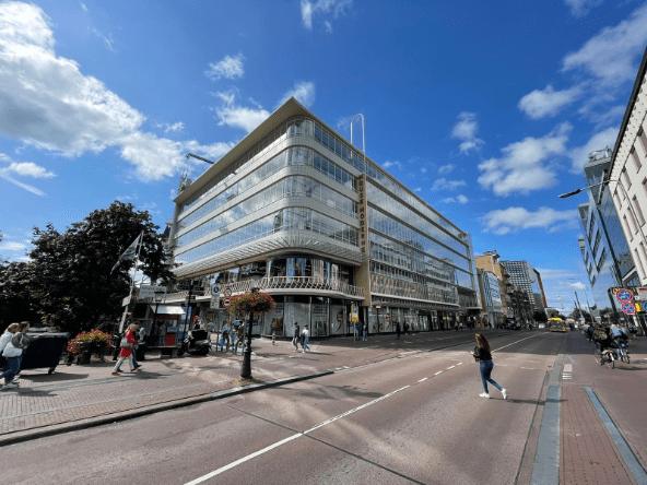 Aldi test kassaloze winkel in Utrecht in 2022
