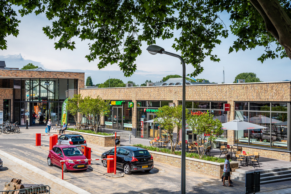 Brusselse Poort Winkelcentrum Maastricht