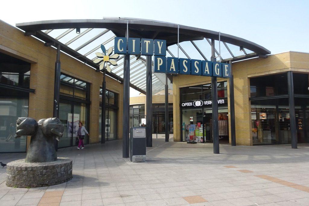 Citycentrum in Veldhoven