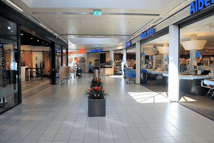 Concreet renovatieplan voor winkelcentrum Lokerenpassage Maaspoort ligt op tafel