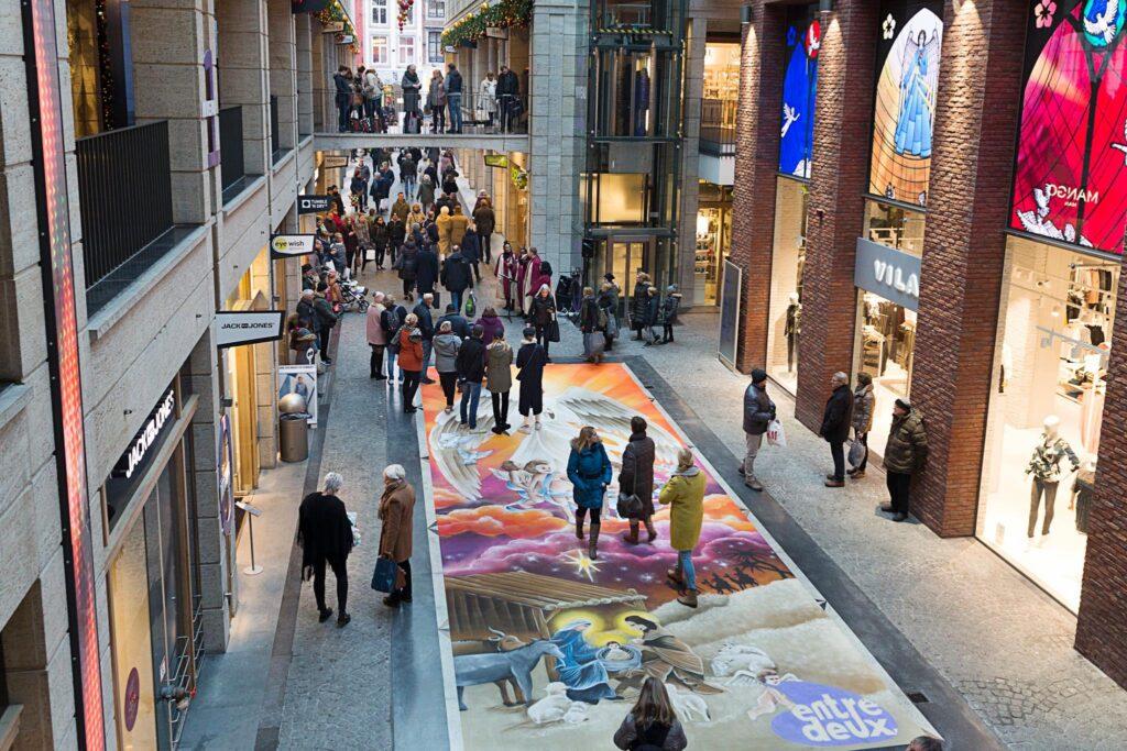 Entre Deux Winkelcentrum Maastricht
