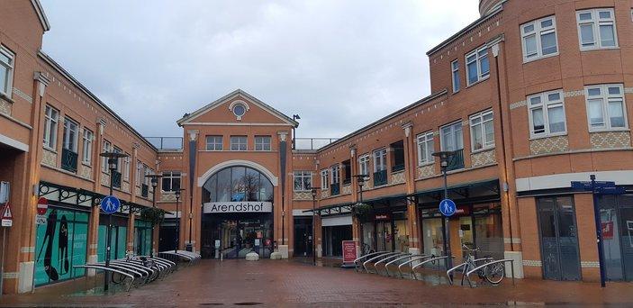 Gemeente Oosterhout koopt Winkelcentrum Arendshof II voor 12,5 miljoen euro