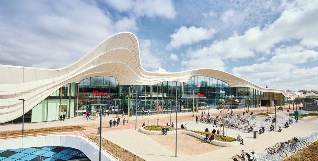 Grootste Winkelcentra Nederland