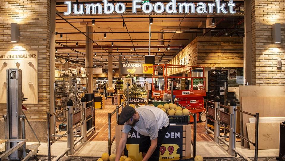 Jumbo foodmarkt Dordrecht