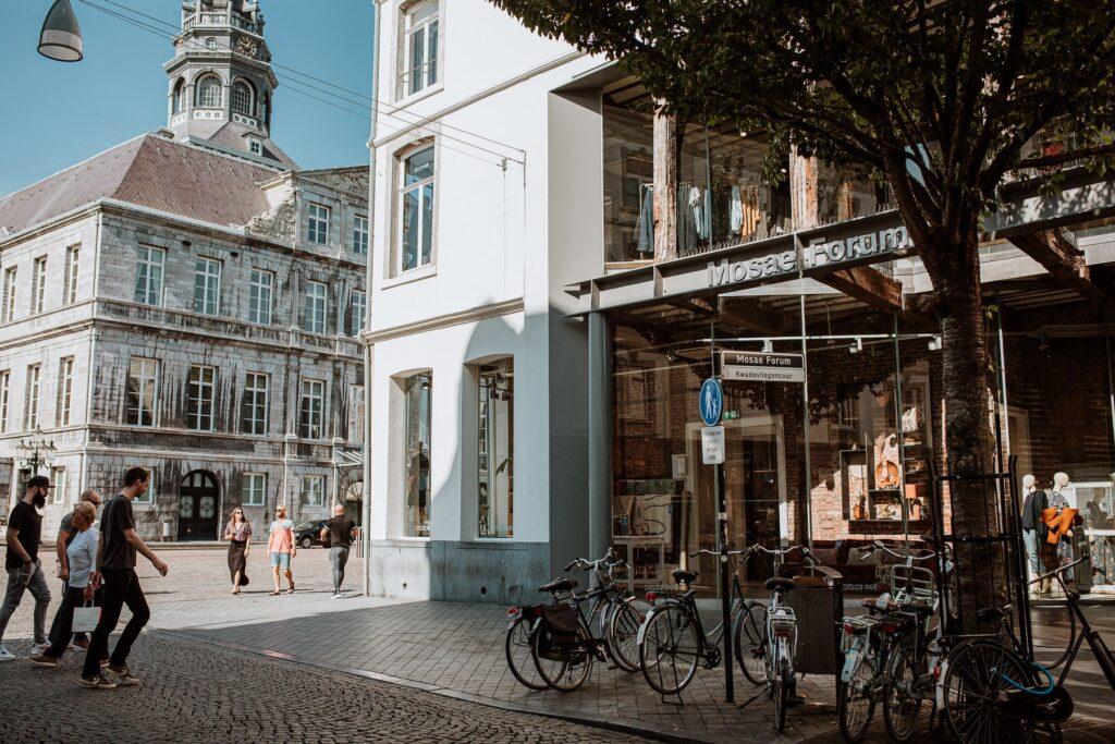 Mosae Forum Winkelcentrum Maastricht