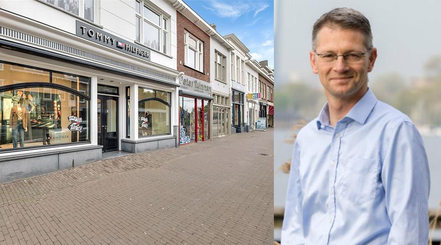 Rotterdamse winkelcentra opkopen voor woningen