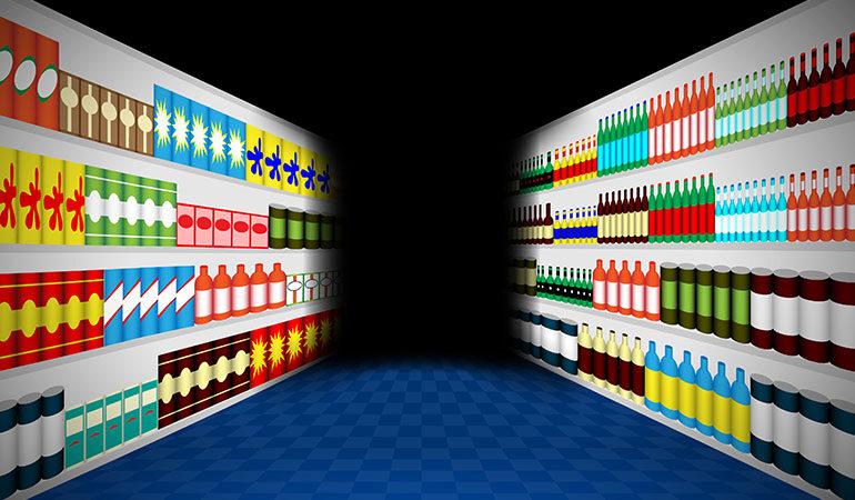 Steeds meer dark stores in opkomst door online shopping