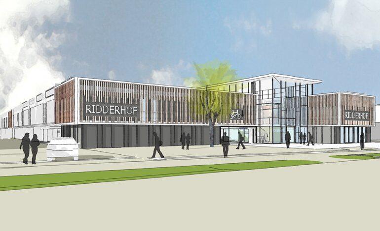 Vernieuwing voor winkelcentrum De Ridderhof in Alphen a/d Rijn