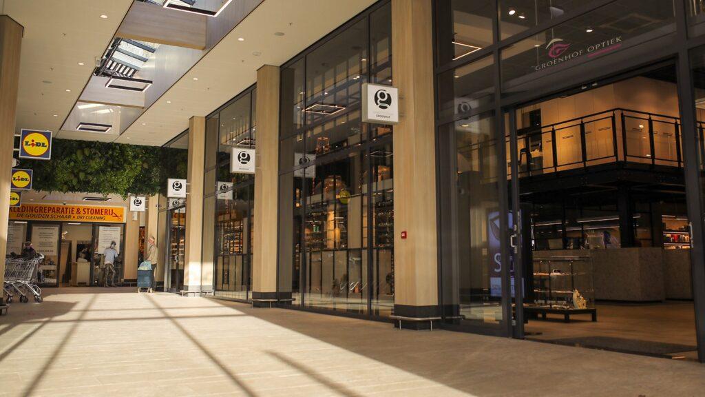 Winkelcentrum Groenhof Amstelveen