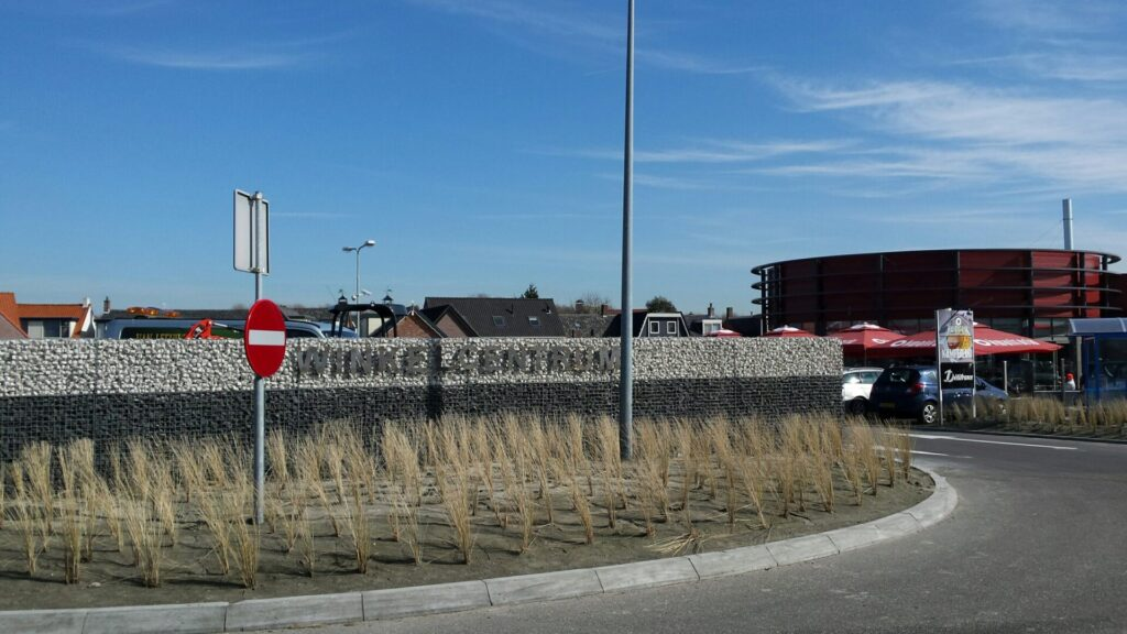 Winkelcentrum Kamperland Schouwen-Duiveland Zeeland