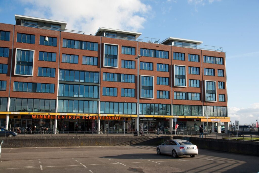 Winkelcentrum Schuttershof (Terneuzen)