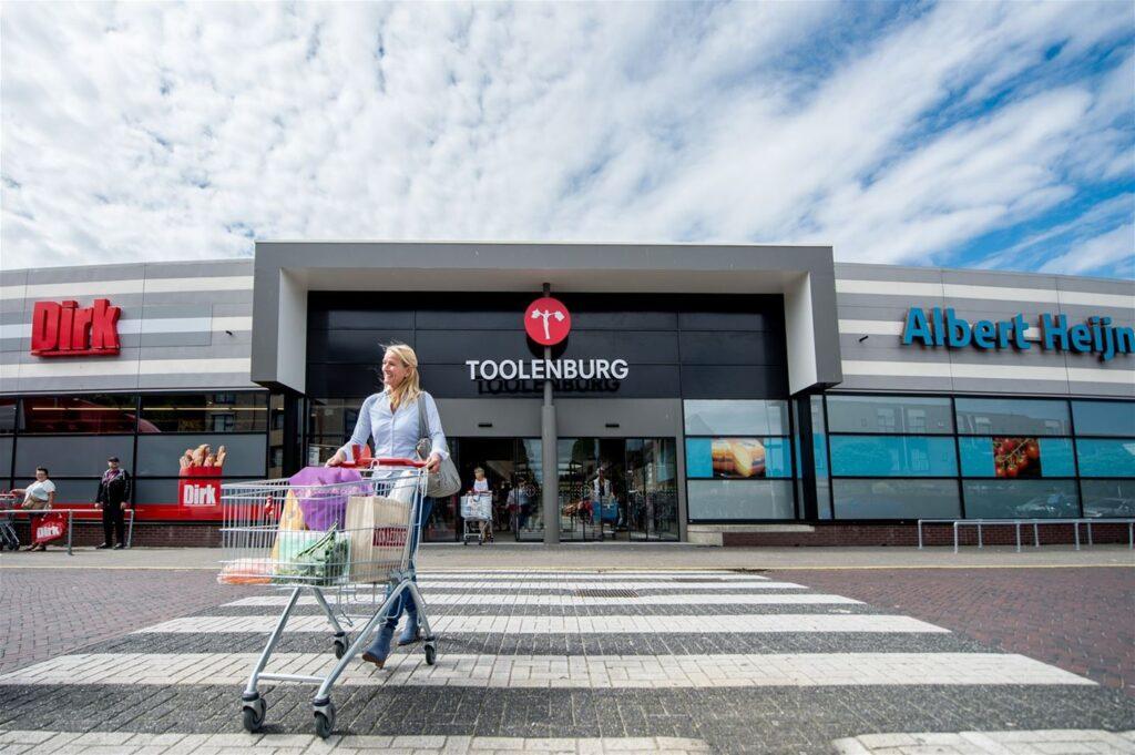 Winkelcentrum Toolenburg