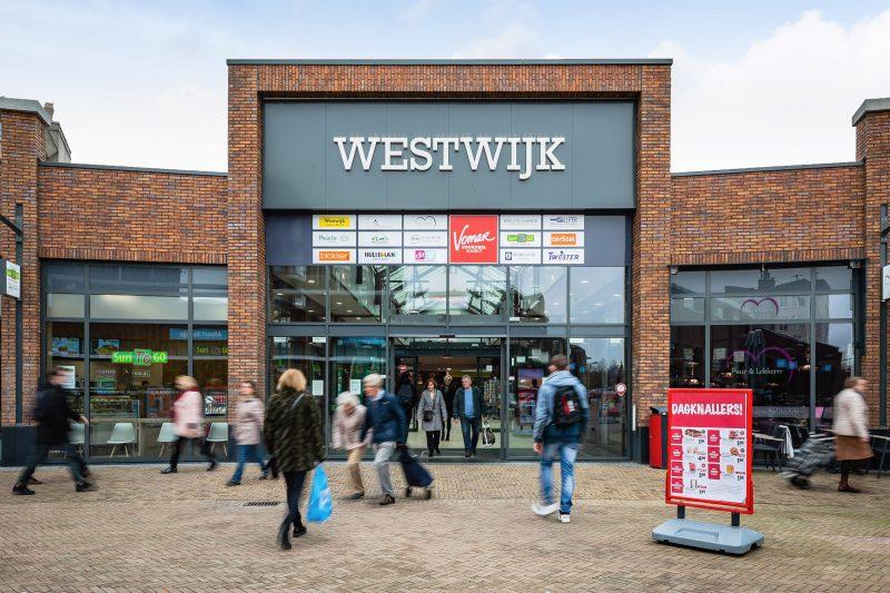 Winkelcentrum Westwijk