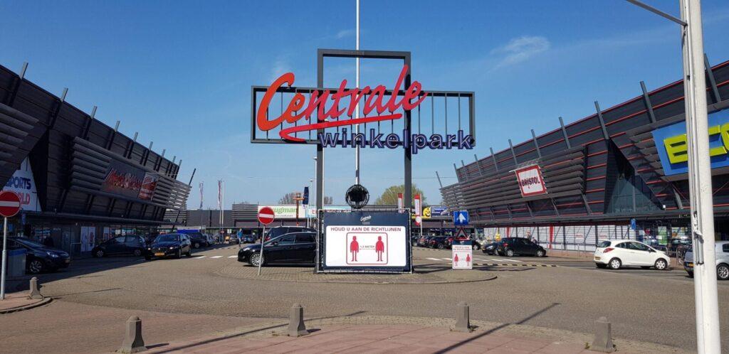 Winkelpark De Centrale Leeuwarden