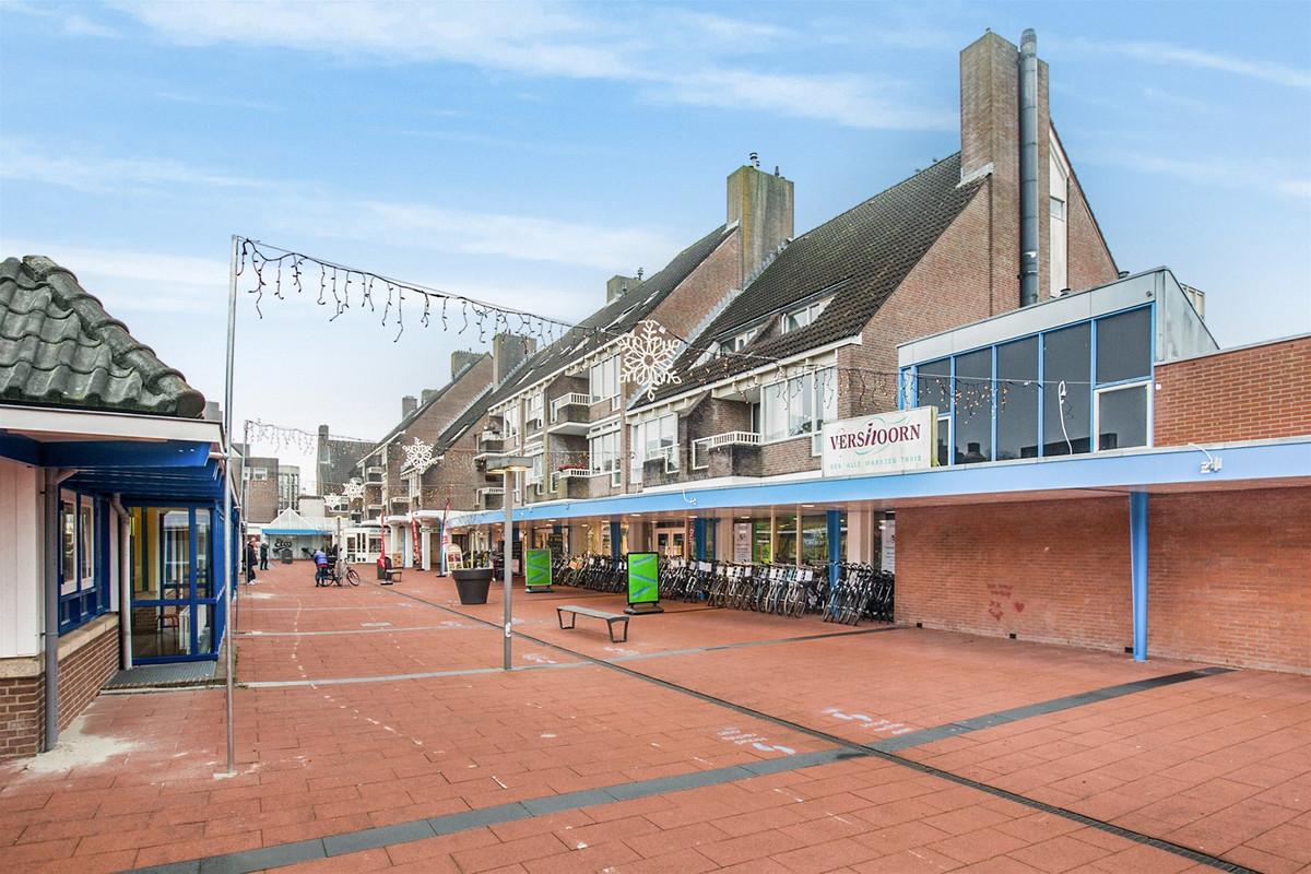 nieuwe bouwplannen winkelcentrum Huesmolen Hoorn