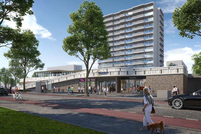 Sterrenburg Dordrecht vernieuwt